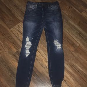 American eagle 360 next level jeans